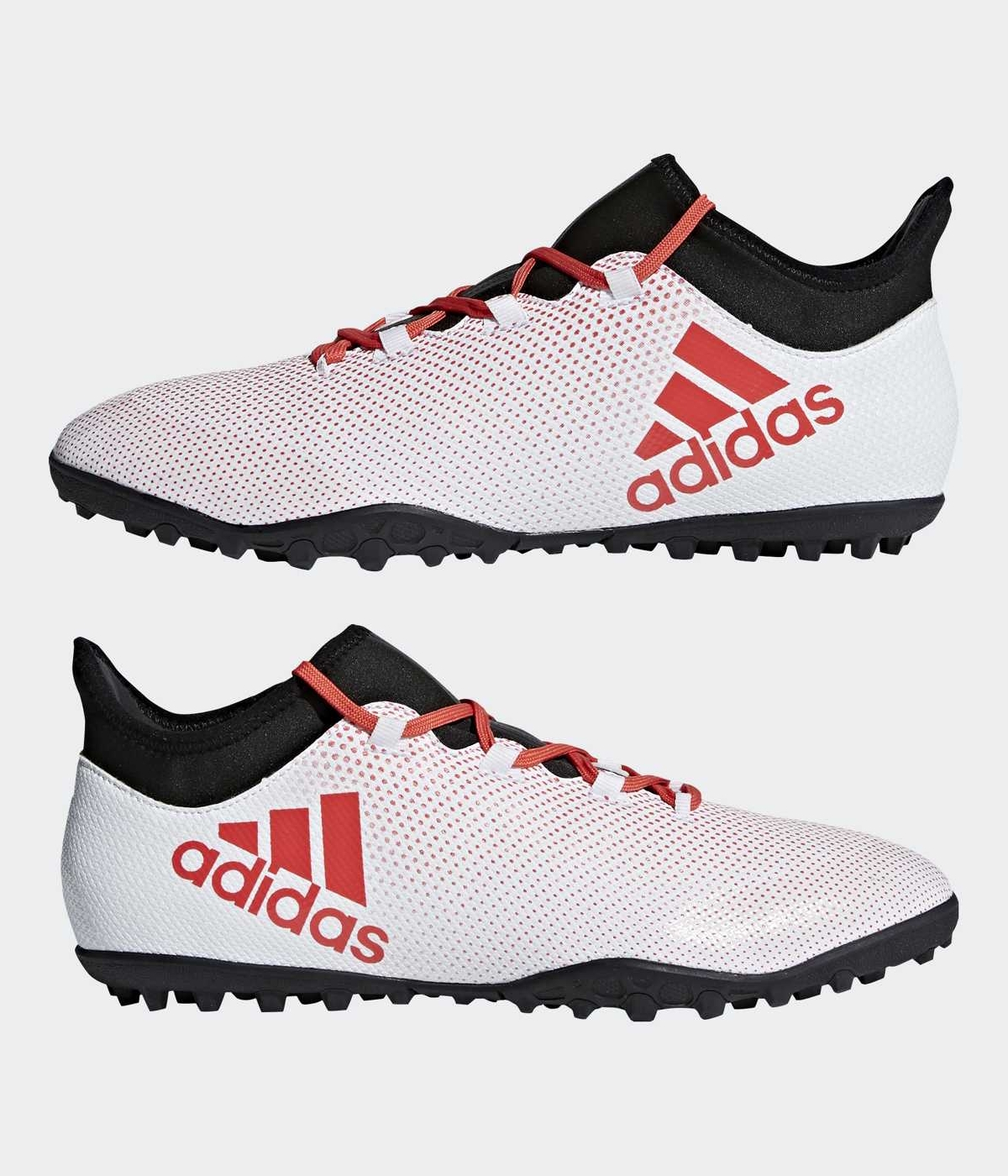 38cb4dd8ce9af5 Football shoes Adidas football shoes X Tango 17.3 Grey Five-a-side ...