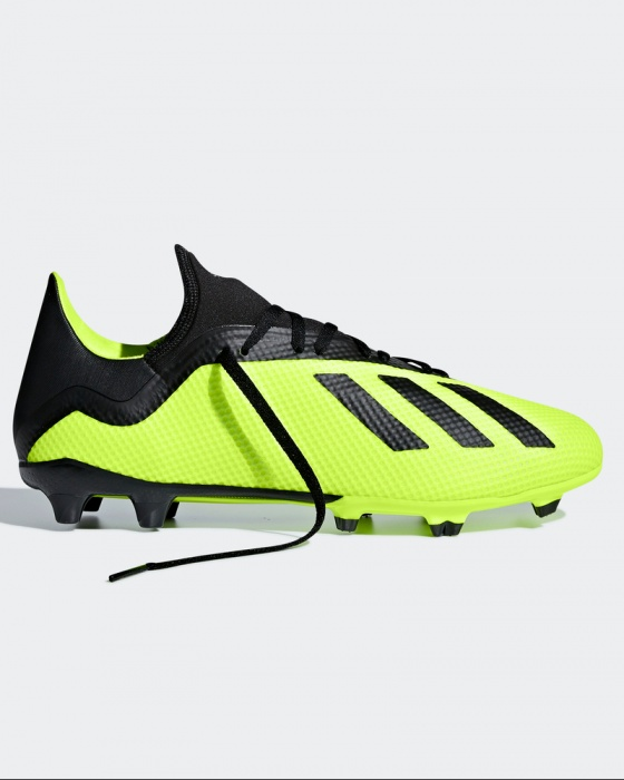... Scarpe Calcio Adidas X 18.3 FG Uomo Giallo TEAM MODE - Football Boots  Shoes Adidas X ... 1dd01240949