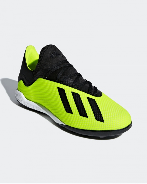 finest selection 321c4 20aa1 ... Scarpe Calcetto adidas X 18.3 tango Turf Trainers 2018 Giallo TEAM MODE  - Football boots Shoes ...