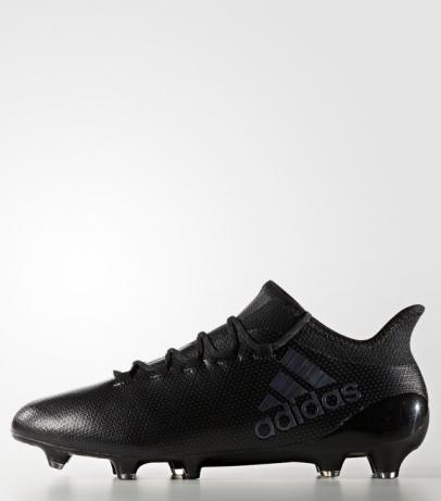 wholesale dealer 69c46 49b73 ... Scarpe da calcio X 17.1 FG Adidas Top di gamma 2017 18 Nero Uomo -  Football ...