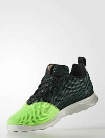 ... Scarpe allenamento tempo libero running Originale Adidas Uomo 2017 Ace  17.4 Training Verde - running training ...
