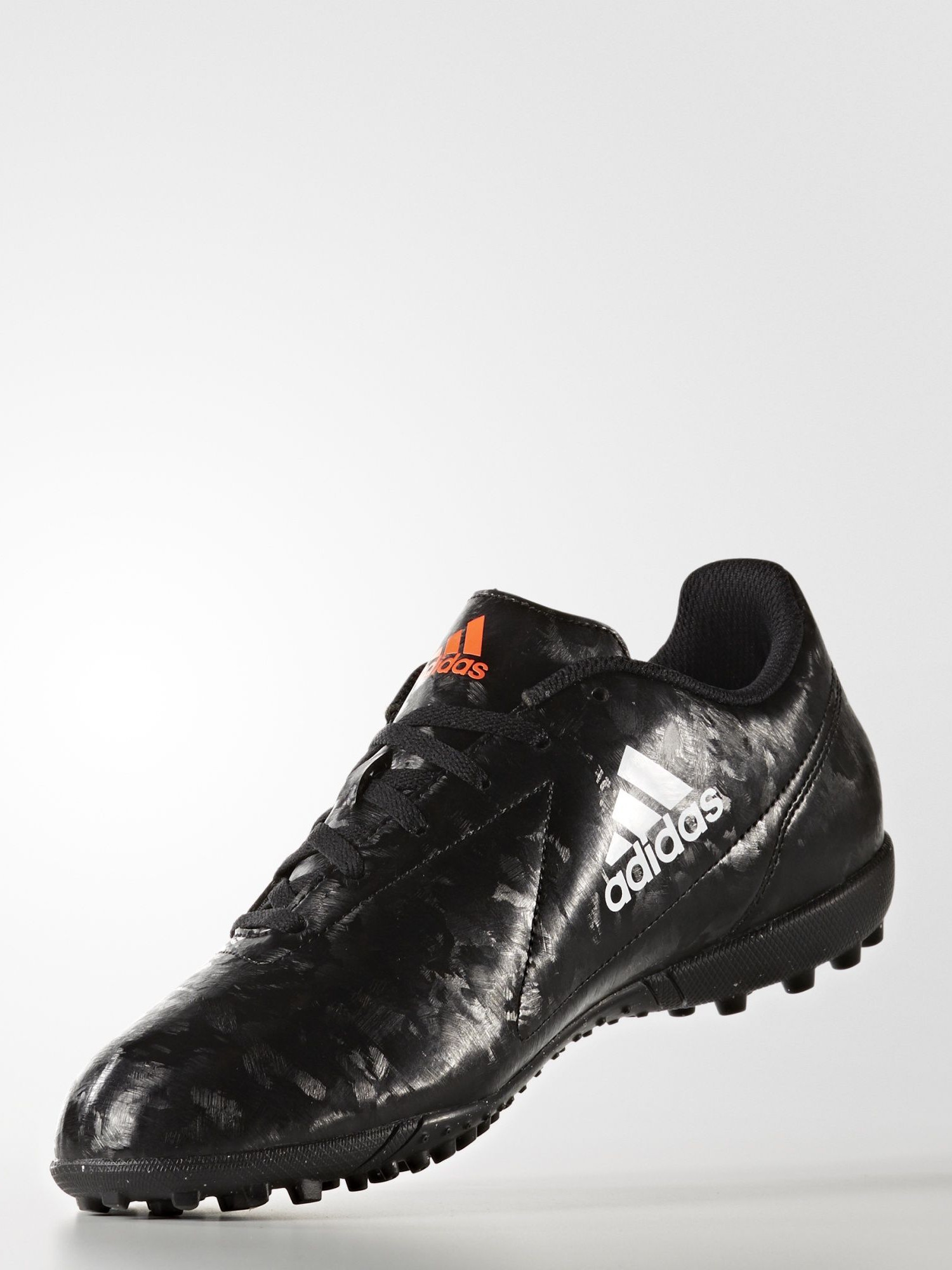 Fútbol shoes Adidas Botas conquistó II Noir sala Césped Entrenadores 5 5 de  8 ... 486e4c96df15f