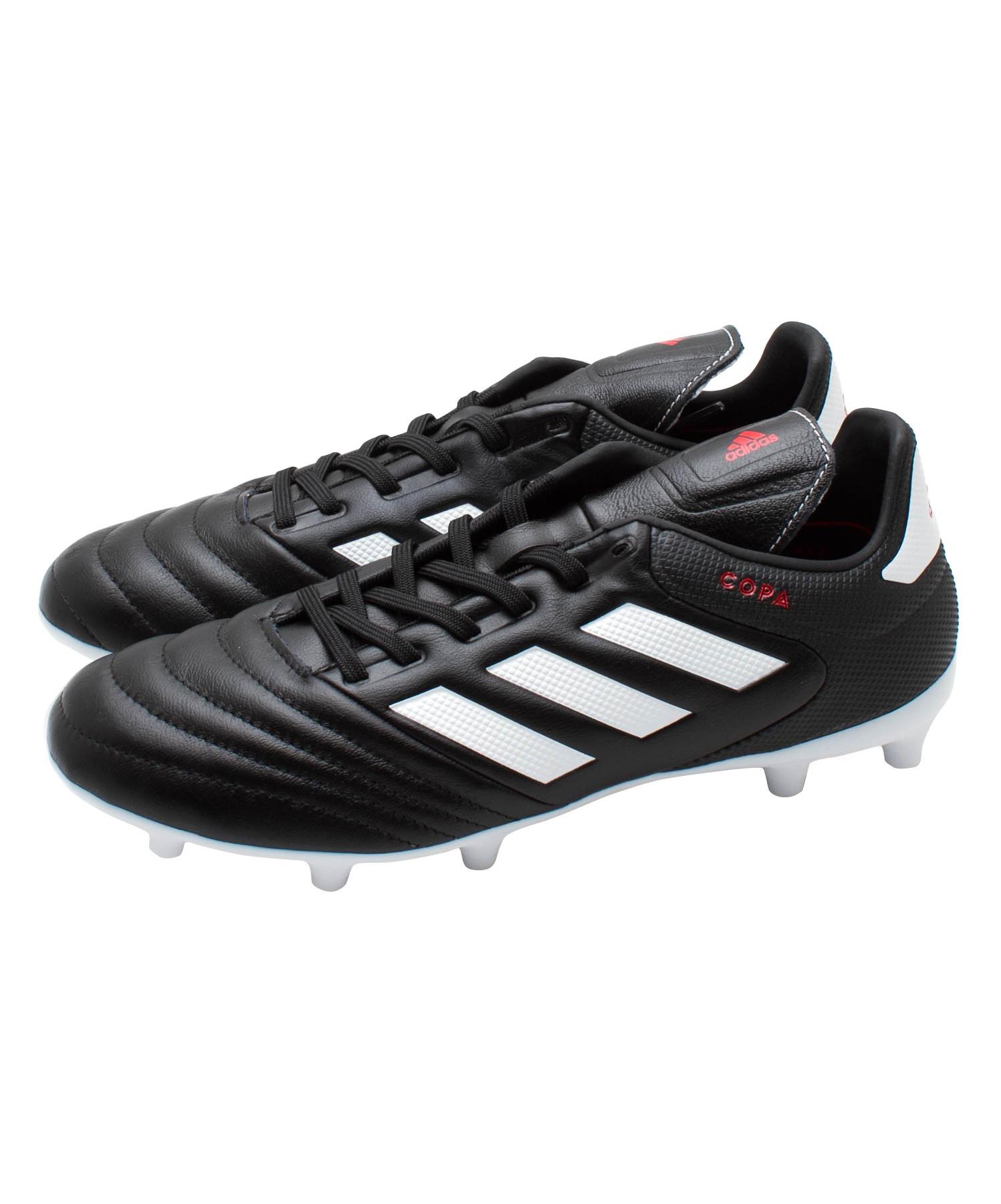 ADIDAS Copa Uomo Scarpe Calcio Sneakers Scarpe Sportive ba9716 Nero Nuovo