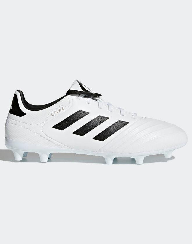 Scarpe Adidas Copa 18.3 Fg Taglia 42 BB6358 Bianco