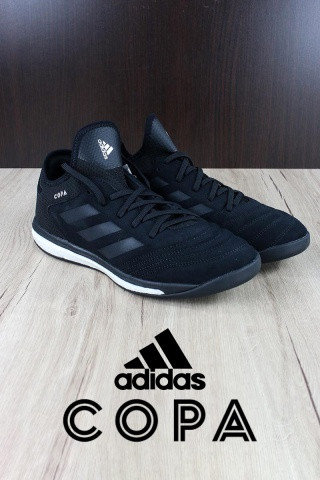 fama mondiale anteprima di come ordinare Adidas Running Shoes Sneakers Copa 2018 Black Tango 18.1 training | eBay