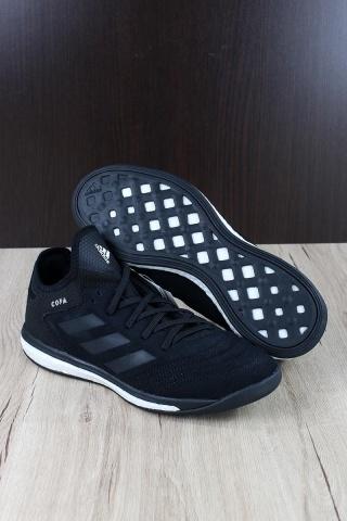 Dettagli su Adidas Scarpe ginnastica sneakers Copa 2018 Nero Tango 18.1 Training