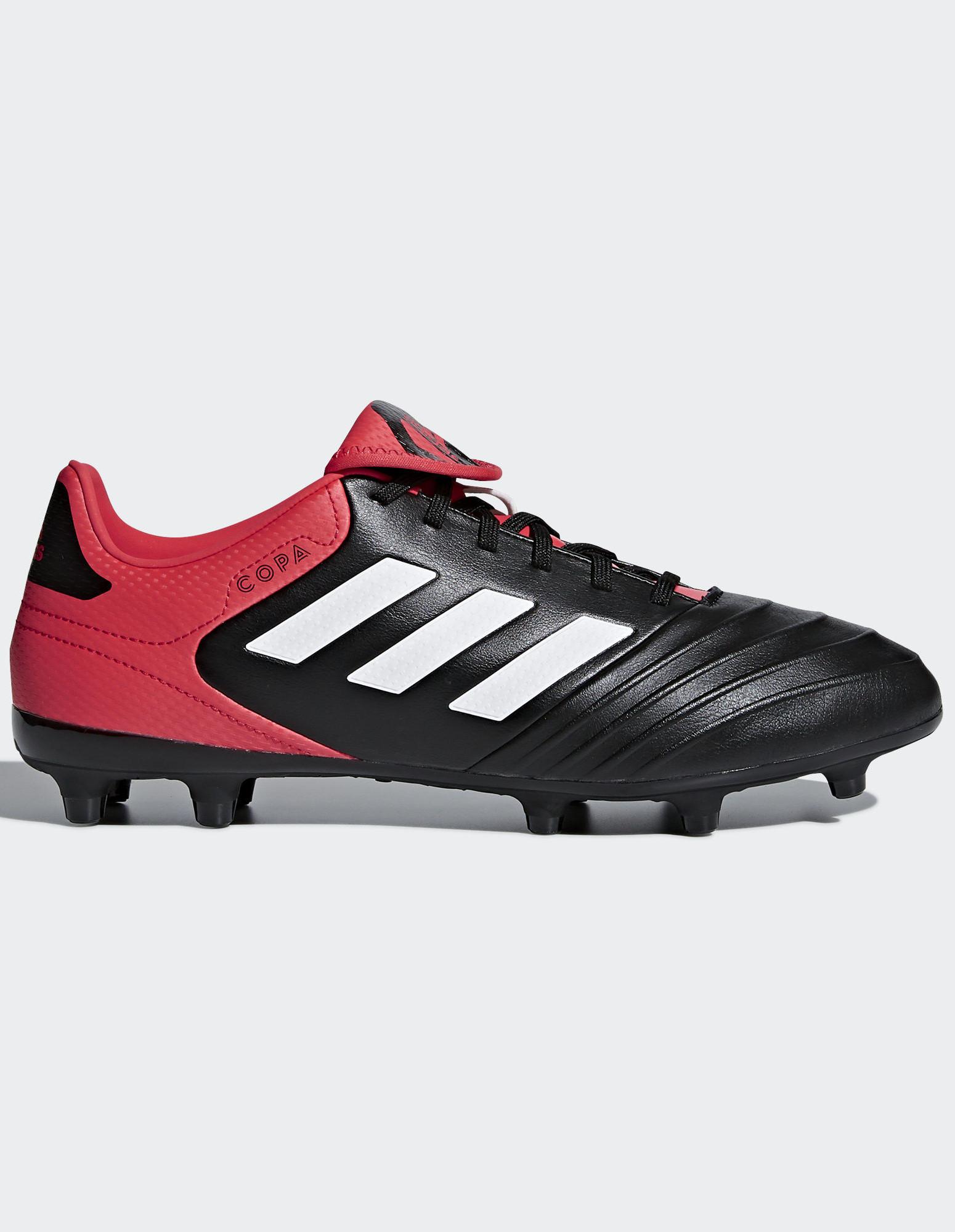 Football shoes Adidas Scarpe Calcio Copa 18.3 FG Mundial Nero Vera ... 262cde099a2