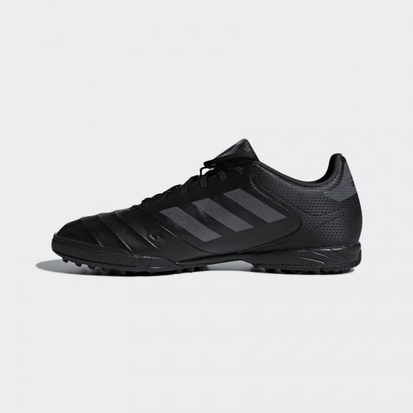 Scarpe da Calcetto Copa Tango 18.3 Turf Adidas Uomo 2018 Originale Nero -  Football boots Shoes ... 5fc24fedb2b