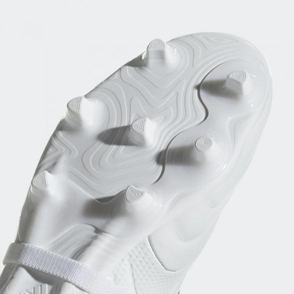 Scarpe calcio ADIDAS Uomo Silver bianco Vendita Scarpe