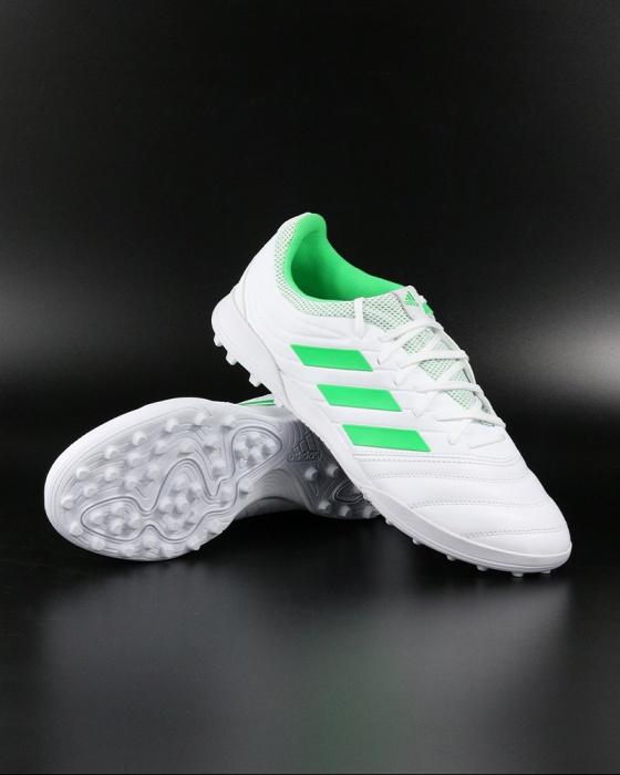 Adidas Scarpe Calcio Football Copa 19.3 Tango Bianco Calcetto Turf 2019