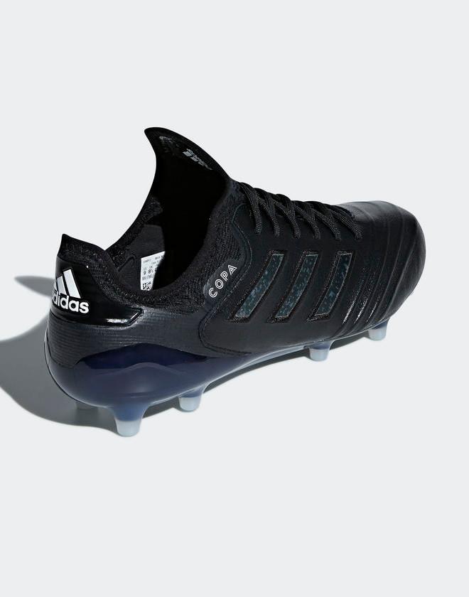 Football Zapatos Adidas Adidas Adidas Zapatos Calcio COPA 18.1 FG  hombre 2018 Total Nero edf3c0