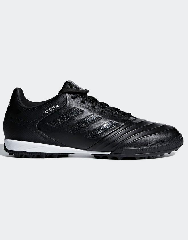 Football-shoes-Adidas-Scarpe-Calcio-Copa-Tango-18-3-Total-Nero-Calcetto-Turf miniatura 6
