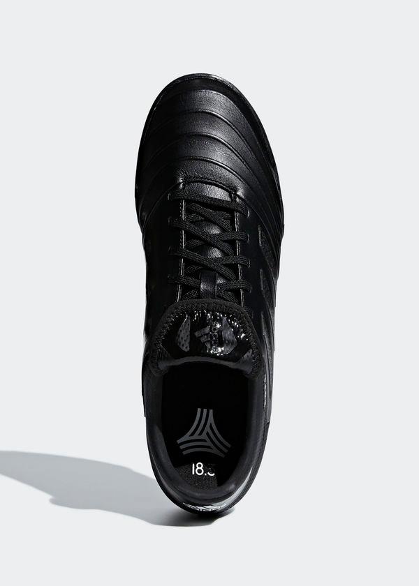 Football-shoes-Adidas-Scarpe-Calcio-Copa-Tango-18-3-Total-Nero-Calcetto-Turf miniatura 3
