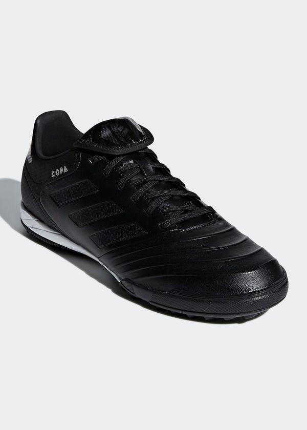 Football-shoes-Adidas-Scarpe-Calcio-Copa-Tango-18-3-Total-Nero-Calcetto-Turf miniatura 9