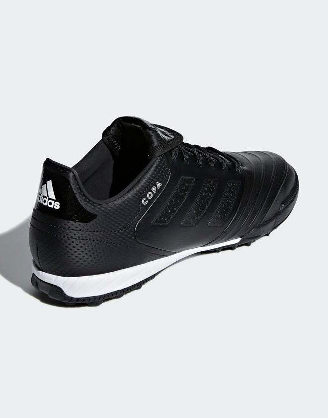 get cheap 8197e 4542f Adidas Scarpe Calcio Football Copa Tango 18.3 Total Nero Calcetto Turf