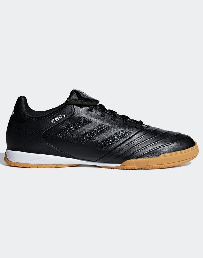 shoes Copa Adidas Chaussures de football Copa shoes Tango 18.3 Noir total Indoor 97d0fd