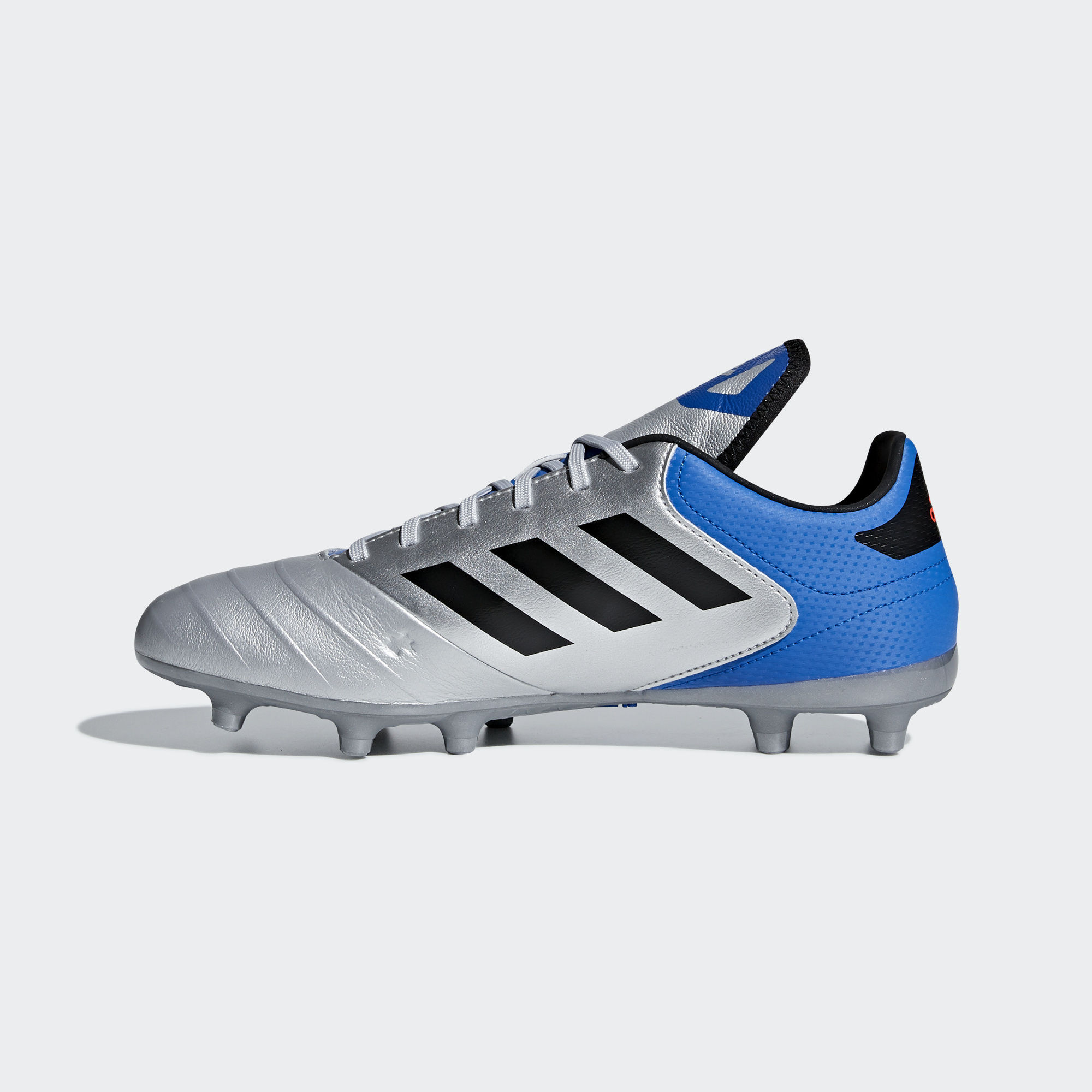 4cae9b389f8 Football boots shoes Adidas Cleats Copa Silver 18.3 FG 2018 Real ...
