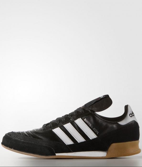 Botas de fútbol con tacos de zapatos adidas Copa Mundial objetivo indoor canguro