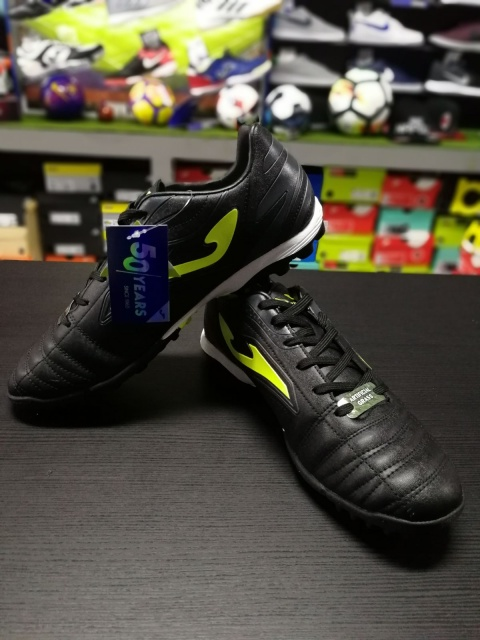 ... Indoor Soccer Shoes Yellow Black man-2018 Joma Aguila Turf Football  boots shoes Joma Aguila ... 3b5d2319b3c05