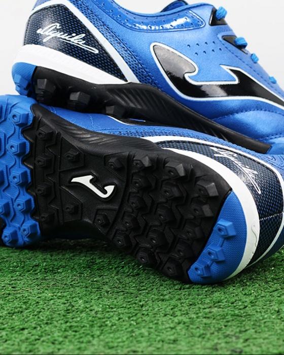 Dettagli su Football shoes Joma Scarpe Calcio Aguila 904 Calcetto Trainers Blu