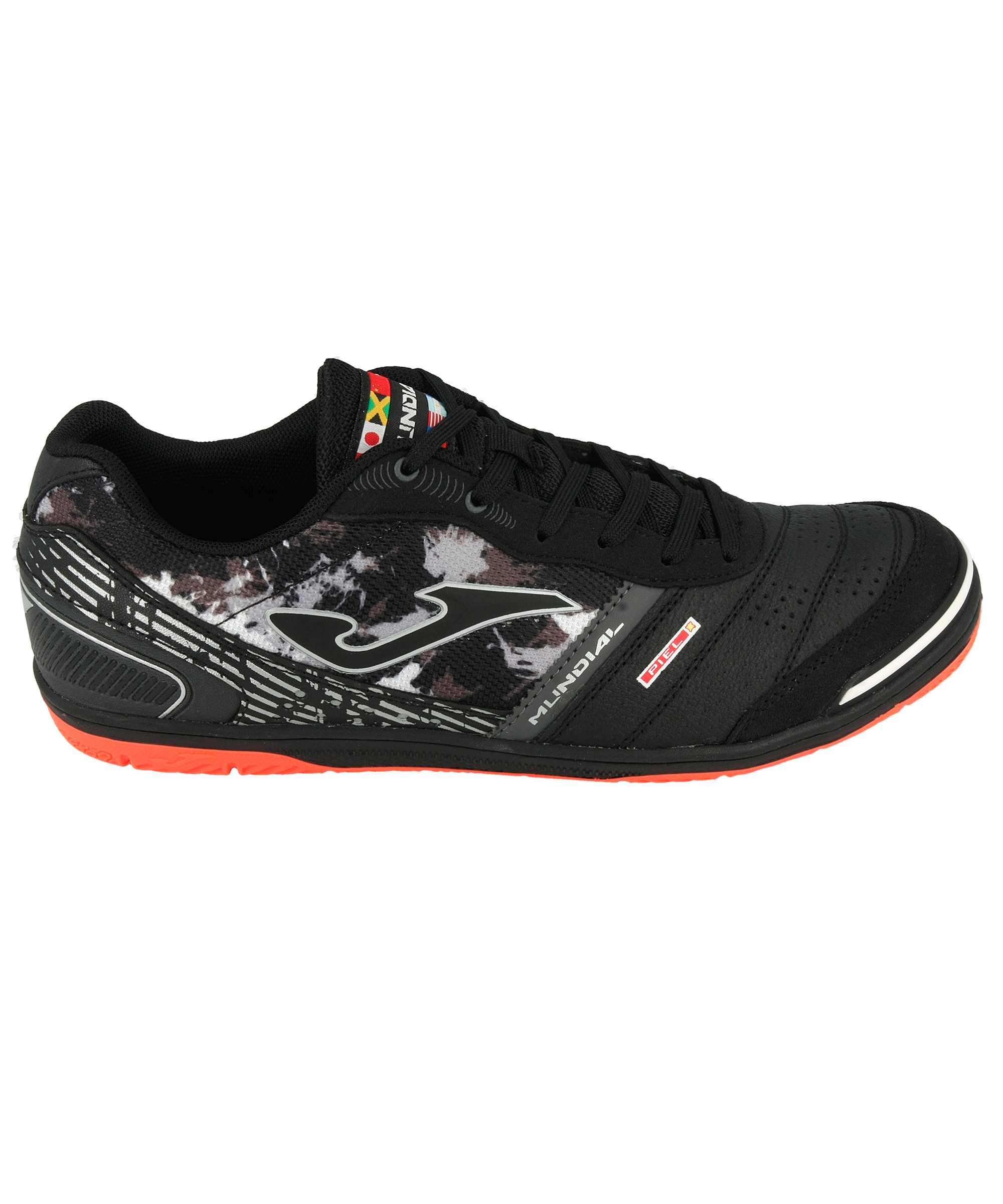 bd191649d Football shoes Joma Scarpe Calcio Mundial Nero Indoor IC Sala Futsal parquet  5 5 di 8 ...