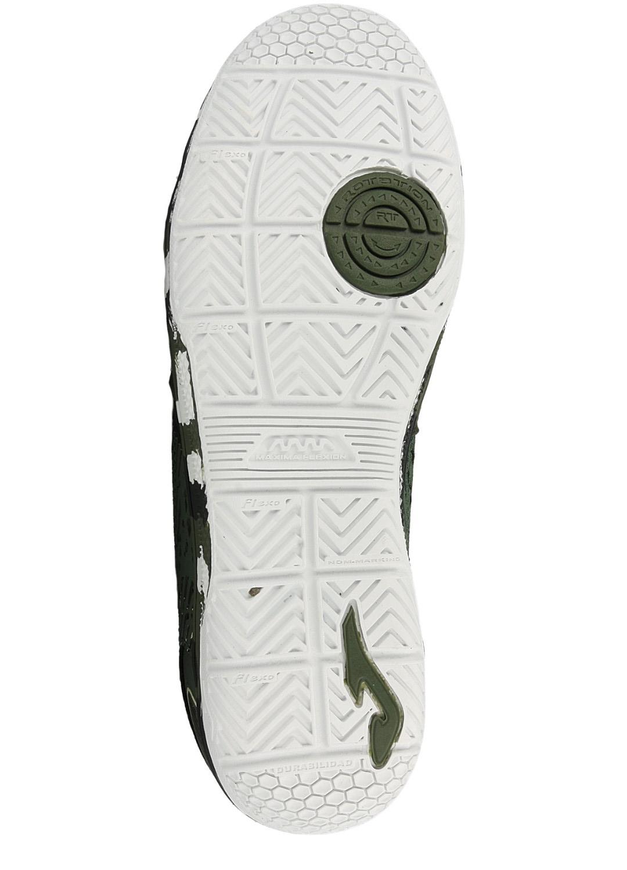 Football-shoes-Joma-Scarpe-Calcio-Mundial-Verde-Indoor-IC-Sala-Futsal-parquet miniatura 5