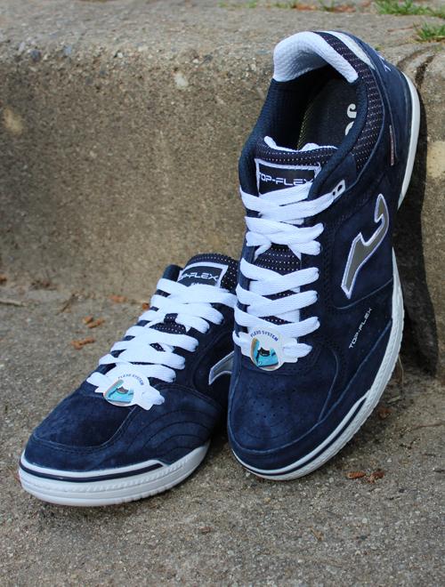 b24cda852eaac Football boots shoes Joma Cleats Top Flex Nobuck 803 Navy Indoor | eBay