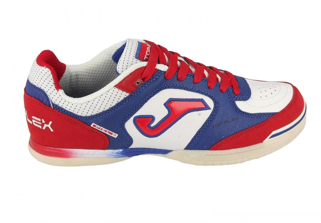 ... Scarpe da calcetto Joma Top Flex 820 Indoor Vera pelle uomo - Football  Boots shoes Joma 399b088821cfb