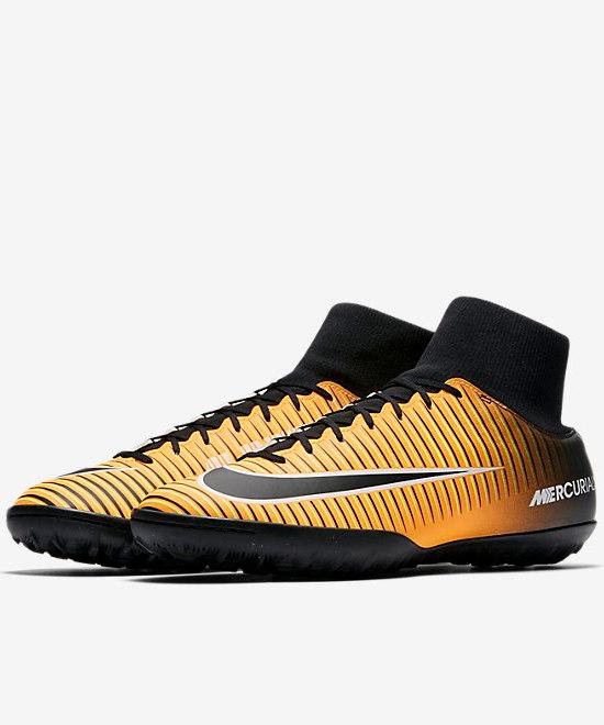 scarpe calcio nike arancioni