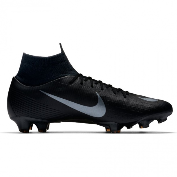 Nike Scarpe Calcio Nero Football Mercurial Nero Calcio Superfly 6 Pro FG     e730b7