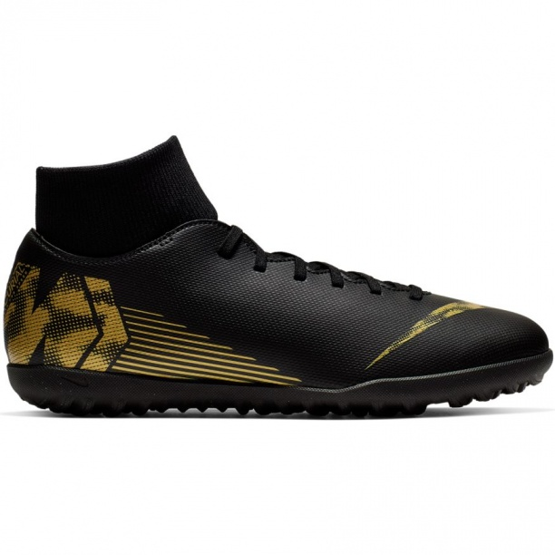 promo code running shoes coupon code Details about Football boots shoes Nike Cleats Mercurial SuperflyX 6 Club  Black Gold