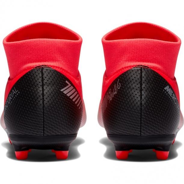 newest d5d50 653b3 ... Scarpe calcio Nike Superfly 6 Academy CR7 MG con calzino Uomo 2018 Rosso  - Football boots