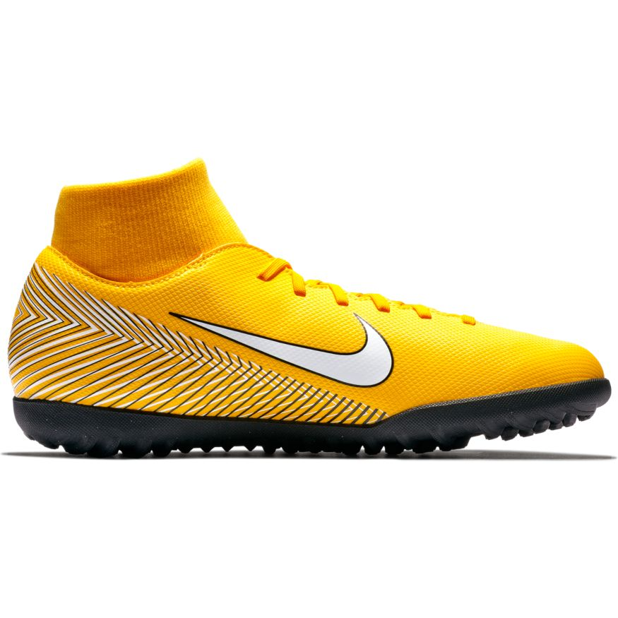 shoes-Nike-Scarpe-Calcio-Mercurial-Neymar-SuperflyX-6-arancione-Calcetto-Turf miniatura 5