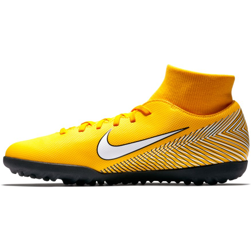 shoes-Nike-Scarpe-Calcio-Mercurial-Neymar-SuperflyX-6-arancione-Calcetto-Turf miniatura 7