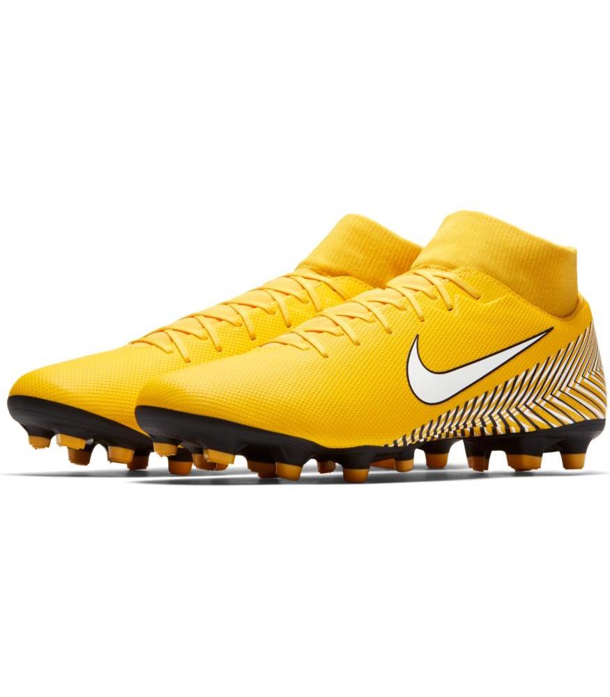 Football Mg Orange Shoes Mercurial Chaussures 6 Superfly De Neymar 008A14