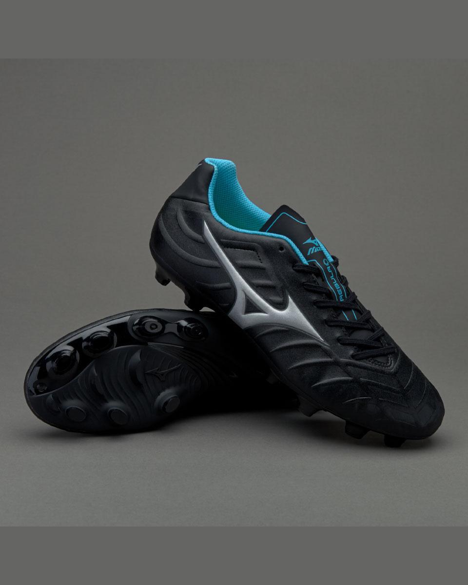 Football shoes Mizuno Scarpe da Calcio Nero V3 MD FG REBULA 2017 18 145c624c6a3