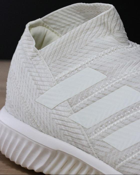Dettagli su Scarpe Sportive Sneakers Adidas Nemeziz Tango 18.1 Training Bianco 2018