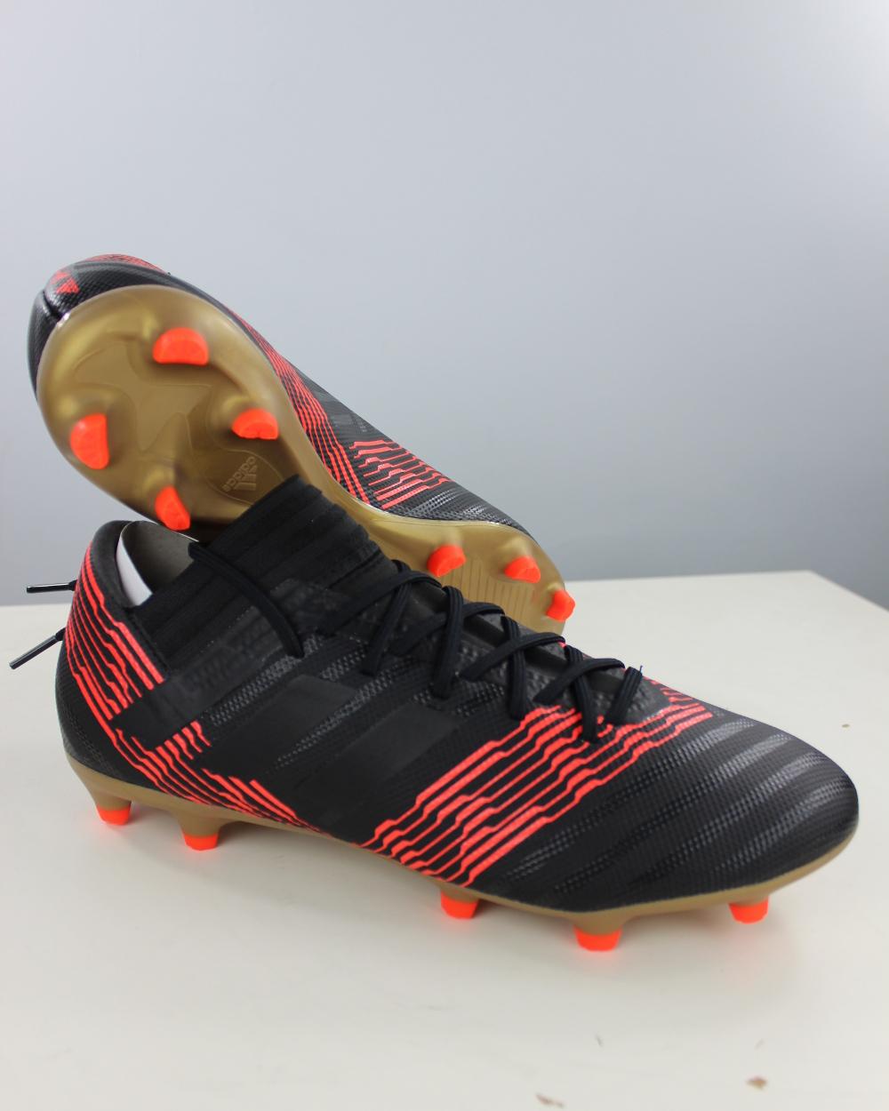 finest selection 336f7 86be5 Football shoes Adidas Scarpe da Calcio Nemeziz 17.3 FG Nero sky stalker Uomo  9 9 di 9 Vedi Altro