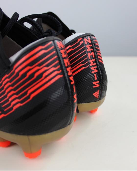 ... Scarpe da calcio NEMEZIZ 17.3 FG Adidas Uomo 2018 Originale Nero -  Football boots shoes NEMEZIZ ... 633ab9f9415