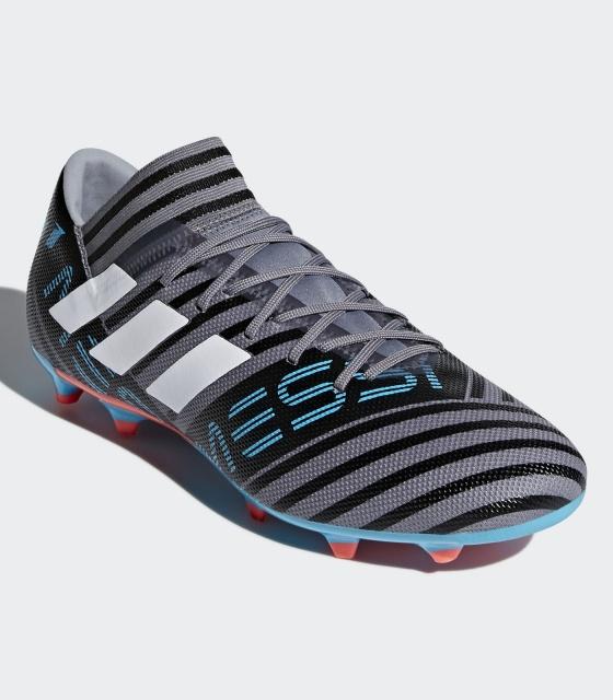 Football Shoes Adidas Football Shoes Nemeziz Messi 17 3 Fg Grey Man