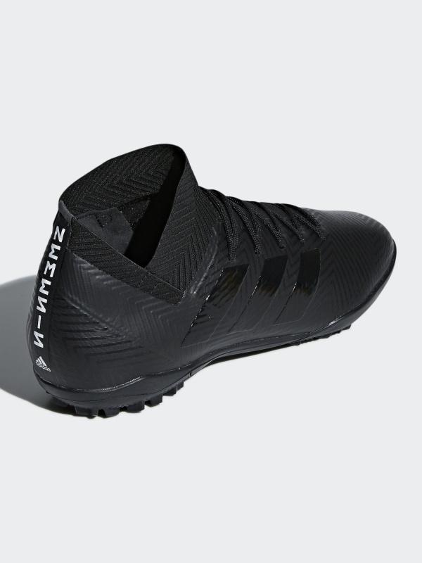 e936af822cf Scarpe Calcetto Adidas NEMEZIZ TANGO 18.3 Turf Trainers Uomo 2018 SHADOW  MODE Nero - Football boots ...