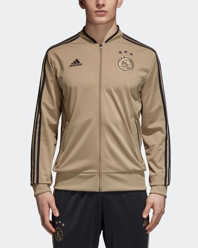 Ajax Allenamento Pes Adidas Jacket 19 Versione Amsterdam Giacca 2018 hQrtsdC
