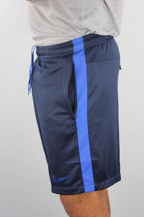 Barcelona Nike Pantaloncini Knit Longer Shorts Hose Navy ...