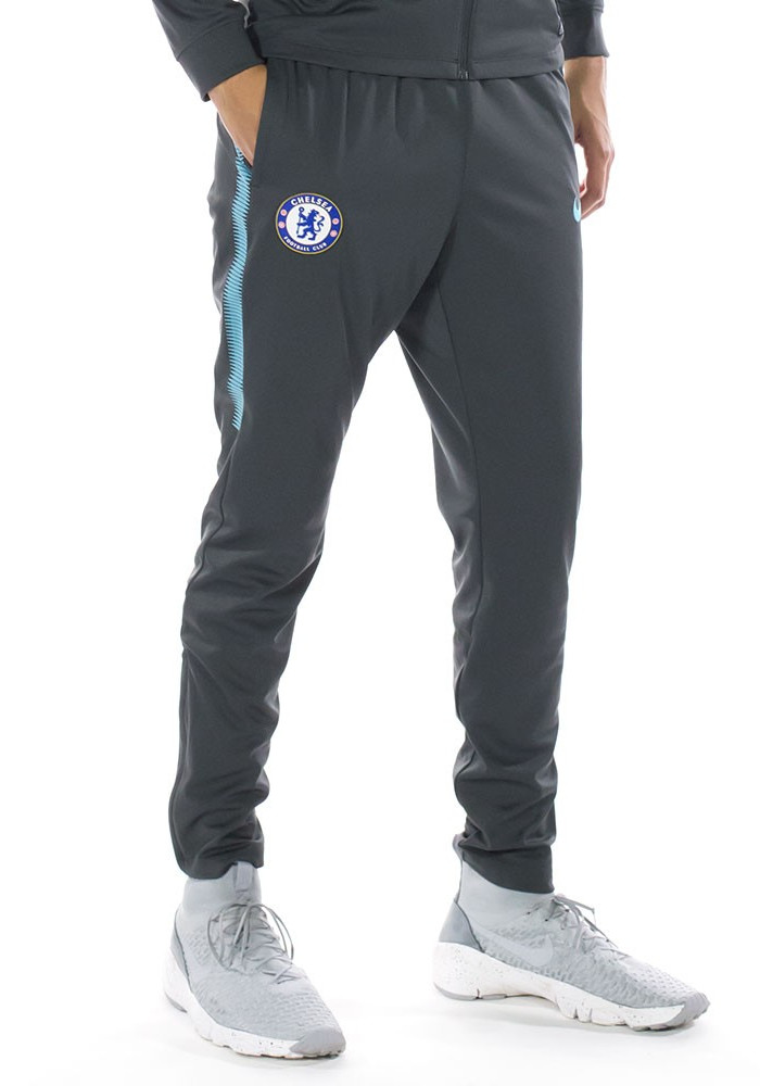 Chelsea Fc Version banc tricot Squad sèche Track Pantalon Pants Hose 2017 18 GkWKPSMh-07141444-316549009
