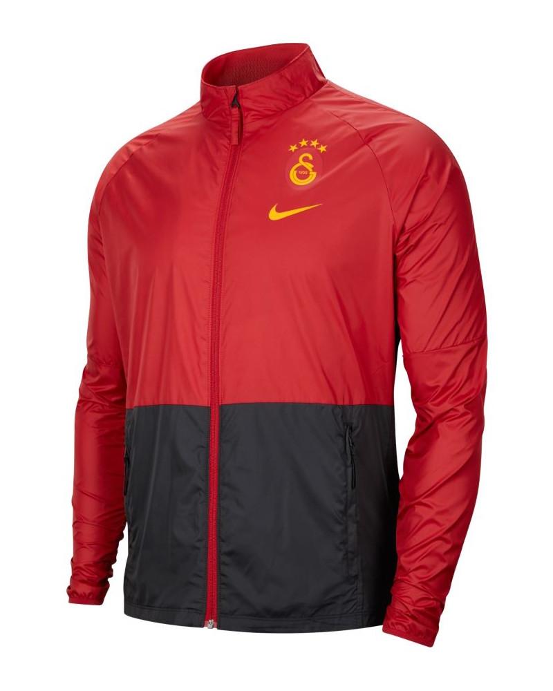 miniatuur 11 -  Galatasaray Nike Giacca vento pioggia all weather Academy AWF UOMO Rosso