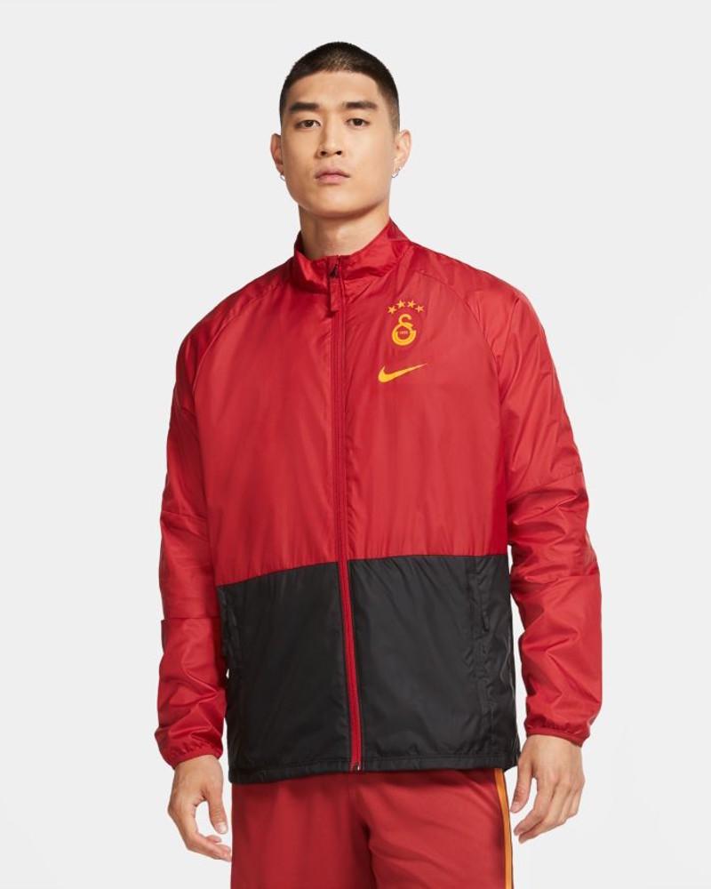 Galatasaray Nike Giacca vento pioggia all weather Academy AWF UOMO Rosso