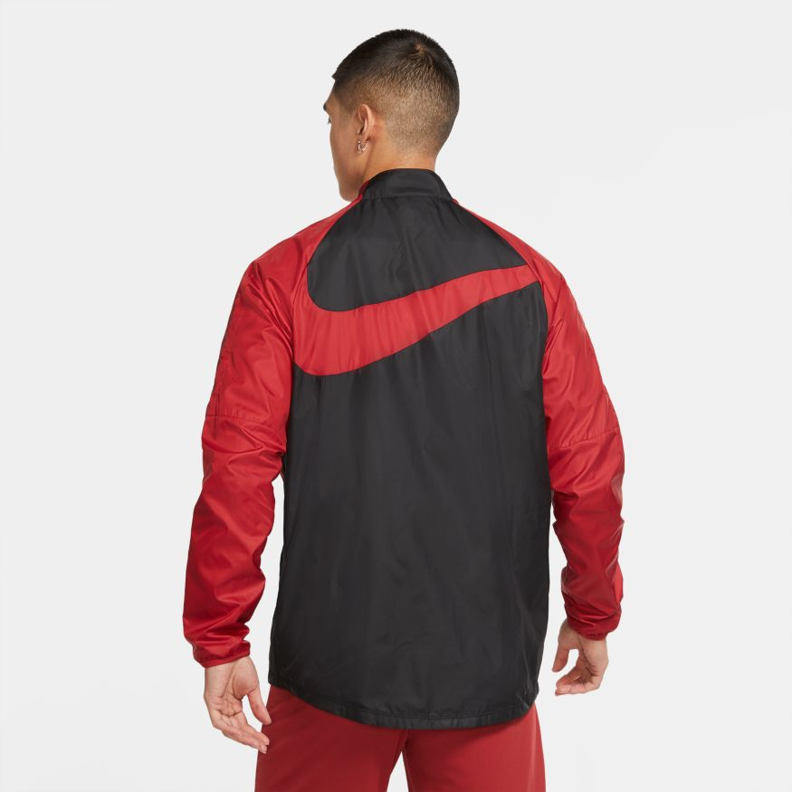 miniatuur 10 -  Galatasaray Nike Giacca vento pioggia all weather Academy AWF UOMO Rosso
