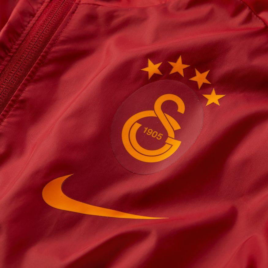 miniatuur 8 -  Galatasaray Nike Giacca vento pioggia all weather Academy AWF UOMO Rosso