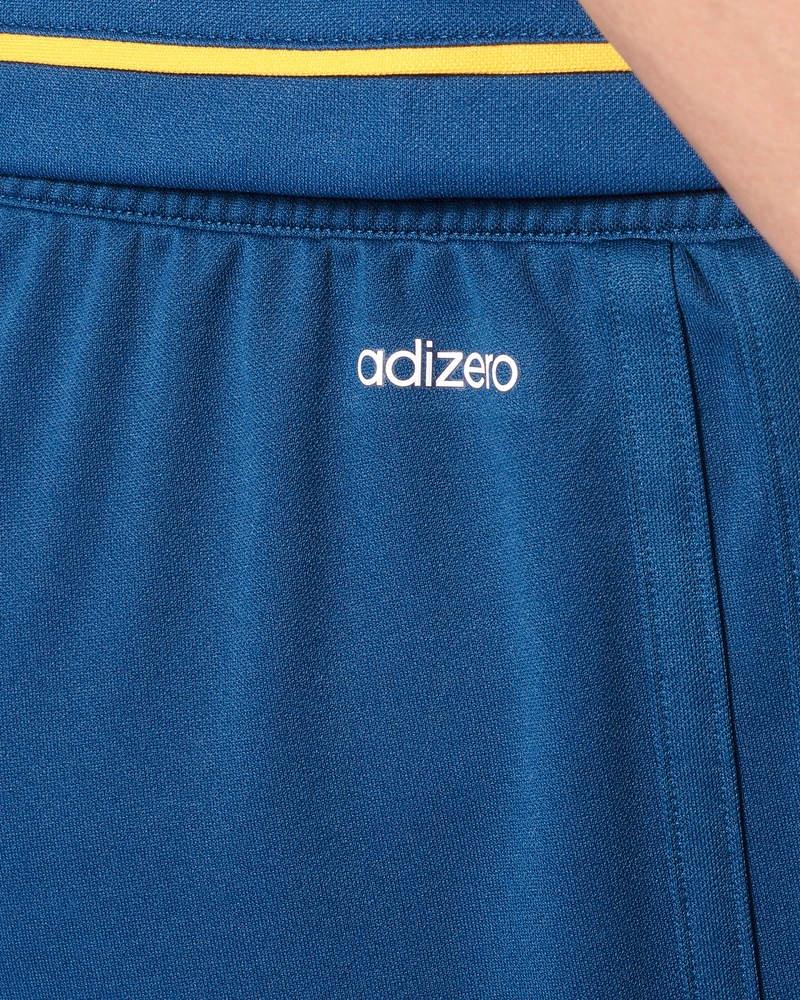 juventus turin adidas pantaloncini shorts hose 3 4 pants training herren blau ebay. Black Bedroom Furniture Sets. Home Design Ideas