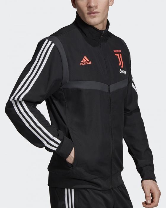 Giacca Uomo adidas Manchester United FC Presentation